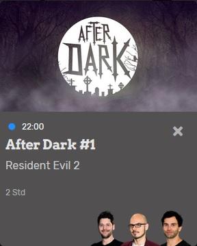 After Dark: Resident Evil 2 (Remake) mit Simon, Gregor und Fabian
