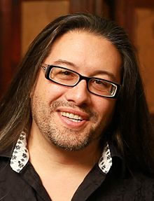 John_Romero_-Jason_Scott_interview(6951215353)_(cropped)