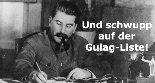 gulagliste